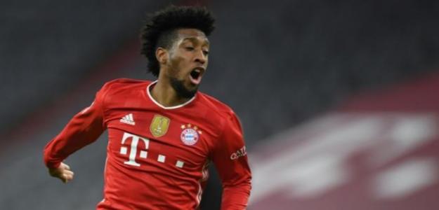 Frenazo en seco a la renovación de Coman por el Bayern / Besoccer.com