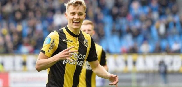 Ajax y Bayer Leverkusen se pelean por Martin Odegaard (Instagram)