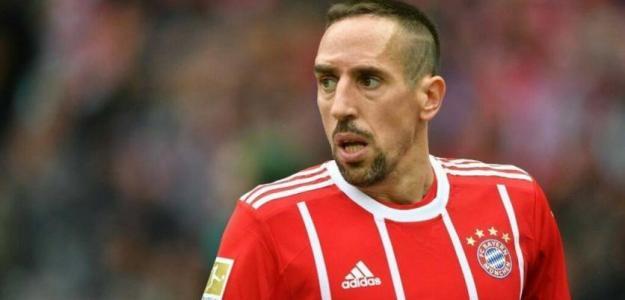 Franck Ribery aún no decide dónde jugará esta temporada / El Español
