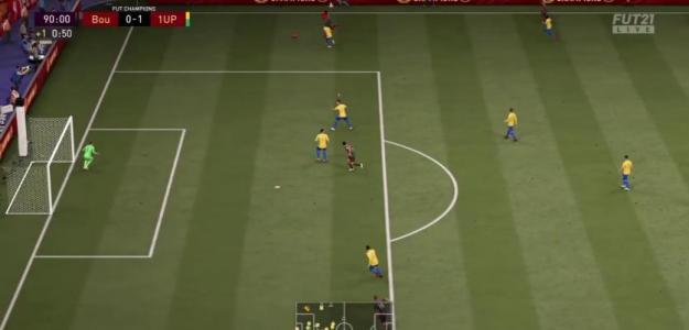 El truco para marcar gol siempre en FIFA 21