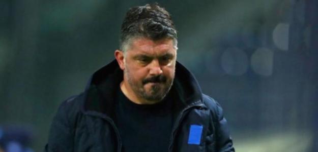 Los 4 entrenadores que suenan para reemplazar a Gattuso en el Napoli