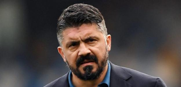 Gattuso, tentado por otro club italiano y el Napoli ya piensa en su sustituto. Foto: cronacasocial.com