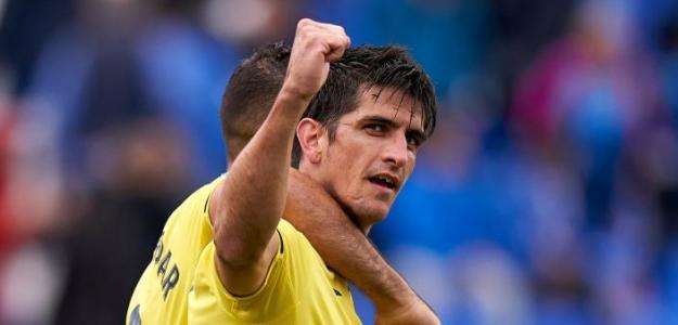 Gerard Moreno busca seguir los pasos de Diego Forlán