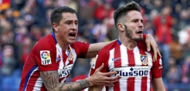 """Saúl y Giménez encajarían a la perfección en el Barça """"Foto: culemania.com"""""""
