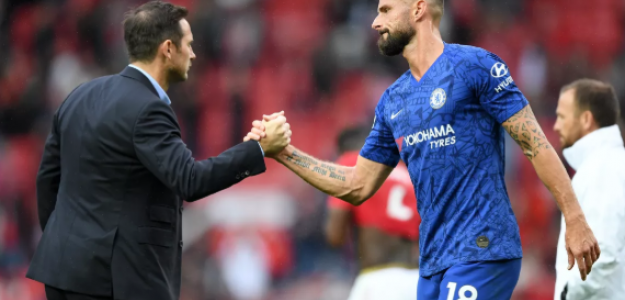 "Giroud se queda en el Chelsea de manera inexplicable ""Foto: WANGH"""