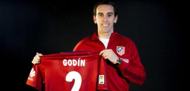 Godin / Atlético