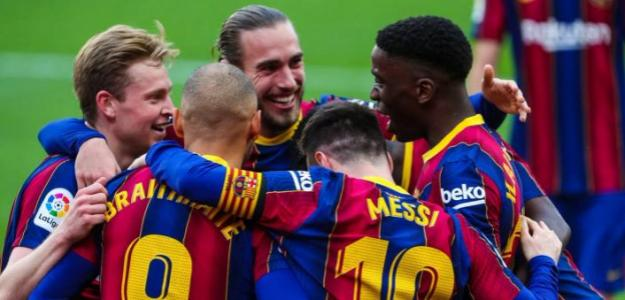 El Barcelona necesita 90 millones para inscribir a sus cuatro fichajes