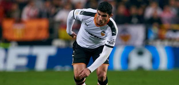Gonçalo Guedes seguirá en el Valencia CF. Foto: Noticias ao Minuto
