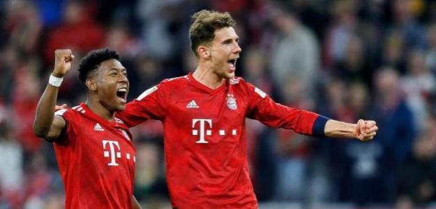 Goretzka el siguiente en renovar por el Bayern / Besoccer.com