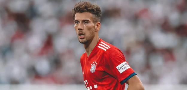 Leon Goretzka, a un paso de renovar con el Bayern