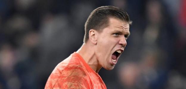 Wojciech Szczesny es el principal señalado en la debacle de la Juventus. Foto: Getty