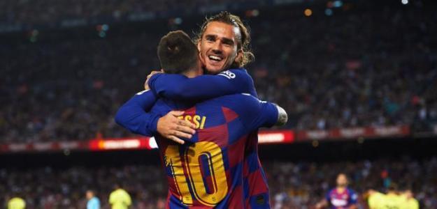 El tío de Griezmann también raja sobre Leo Messi