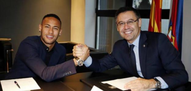 Griezmann y Sancho, mejores que Neymar para el FC Barcelona / Barça.