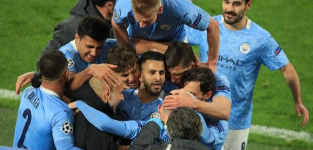 Y el Manchester City de Guardiola rompió la barrera