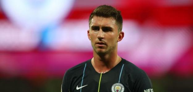 Guardiola le da un toque a Laporte / Cadenaser.com