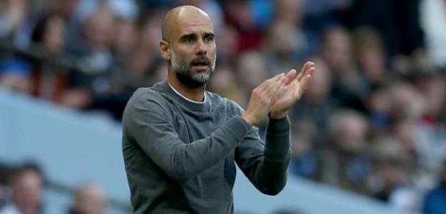 Guardiola en un partido con el City. / alairelibre.cl