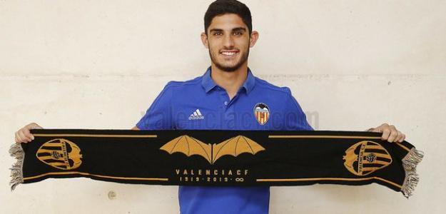 Gonçalo Guedes / Valencia CF.