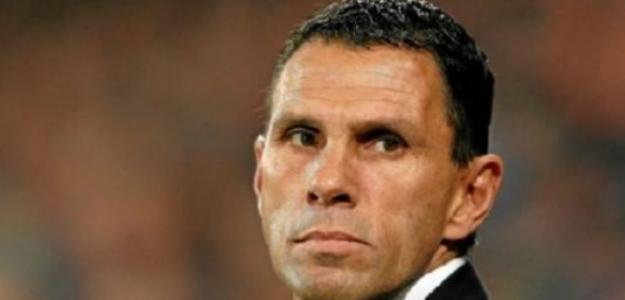 """Gustavo Poyet fue confirmado como nuevo entrenador en Sudamérica """"Foto: En Cancha"""""""