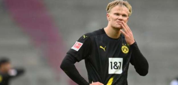 """El Borussia de Dortmund no venderá a Erling Haaland este verano """"Foto: Bild"""""""