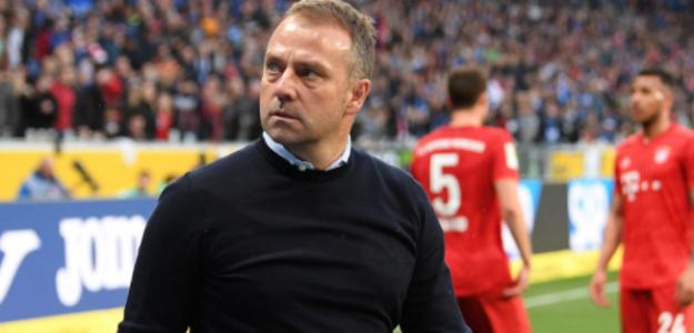 """La Juventus de Turín quiere a Hansi Flick como relevo de Andrea Pirlo """"Foto: Bild"""""""