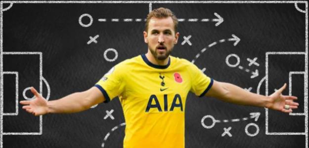 Vídeo Análisis   El rol de Harry Kane en el Tottenham