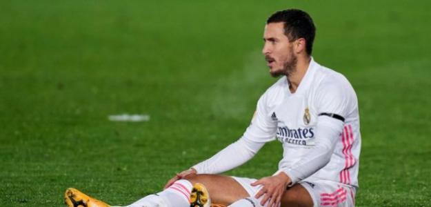 Hazard, sentenciado como jugador del Real Madrid
