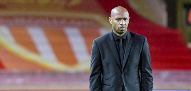 Henry en su etapa como entrenador del Mónaco. / fourfourtwo.com