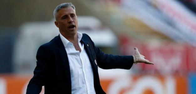 OFICIAL: Hernán Crespo deja de ser entrenador del Sao Paulo