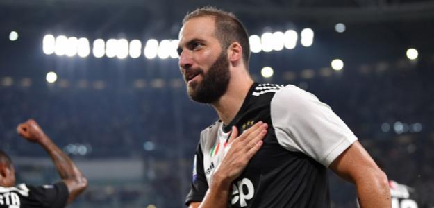 Higuaín podría adelantar su salida de la Juve / Juventus.com