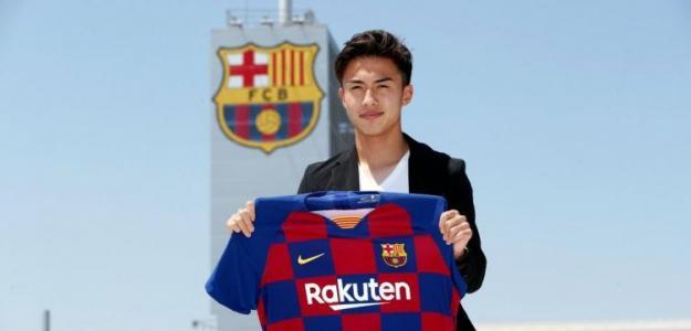 El futuro de Hiroki Abe pasa por la dirección deportiva / FC Barcelona