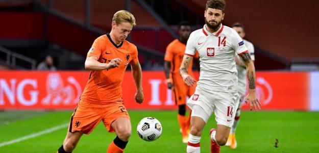 Holanda, 'robando' puntos a los polacos