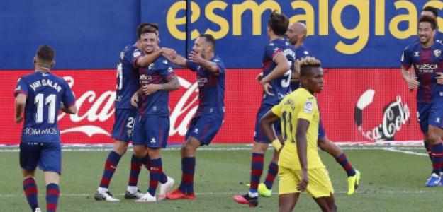 """El Huesca se mueve y cierra dos grandes fichajes """"Foto: LaLiga"""""""