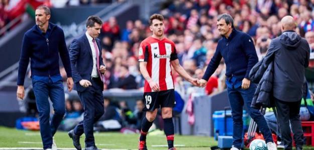 Ibai Gómez descarta salir del Athletic Club. Foto: Marca