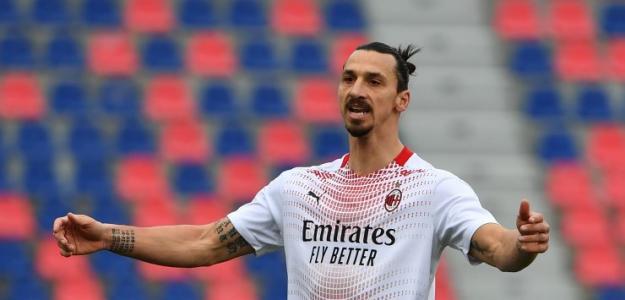 Un delantero de la Serie A, en la mira del Milan como reemplazo de Ibra. Foto: sport.delfi.de