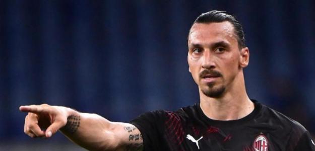 Lo que pide Ibrahimovic para seguir en el Milan. Foto: Mundo Deportivo