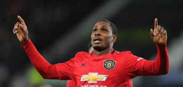 El inesperado rendimiento de Ighalo en el Manchester United