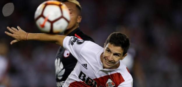 La nueva cláusula de rescisión de Nacho Fernández en River