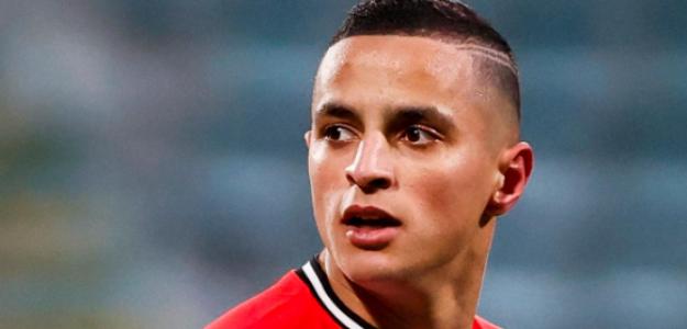 "Mohammed Ihattaren, otra perla de la Eredivisie en el mercado ""Foto: Teller Report"""