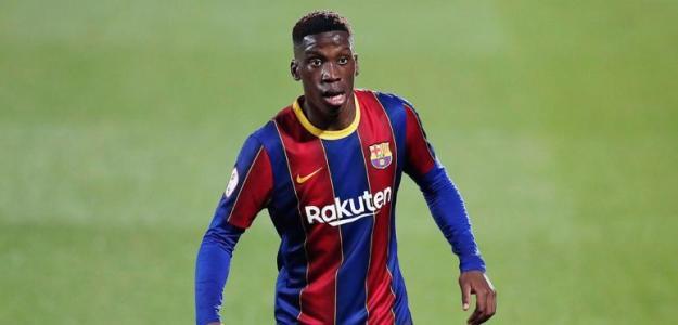 Ilaix Moriba y una renovación pendiente con el Barcelona