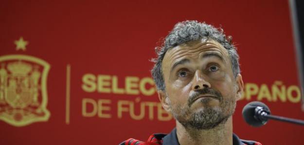 La RFEF anuncia la marcha de Luis Enrique como seleccionador / Twitter