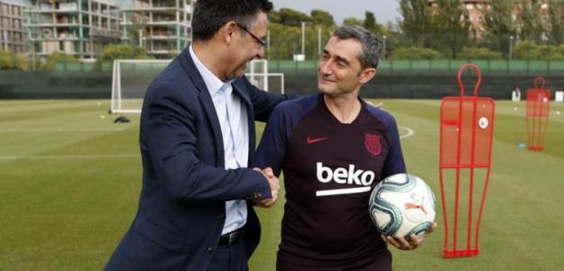 Los errores de Valverde y Bartomeu condenan al Barcelona