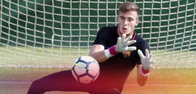 """El FC Barcelona se ahorra dos fichajes gracias a su cantera """"Foto: Mundo Deportivo"""""""