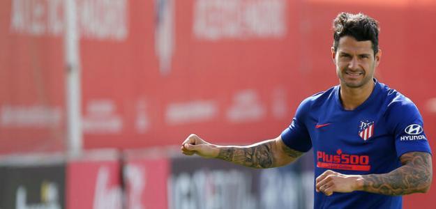 El Atlético apuesta por la continuidad de Vitolo