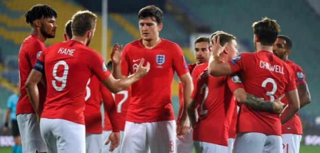 Inglaterra recupera la ilusión de hacer algo grande en la Euro 2020