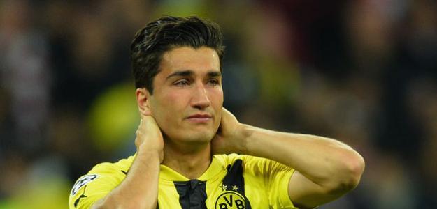Sahin en un partido con el Dortmund. / teinteresa.es