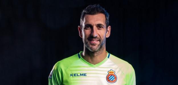 La intención a corto plazo de Diego López en el Espanyol / Twitter