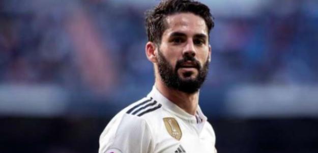 """¡OJO! El Inter de Milán propuso un intercambio al Real Madrid por Isco """"Foto: BeSoccer"""""""