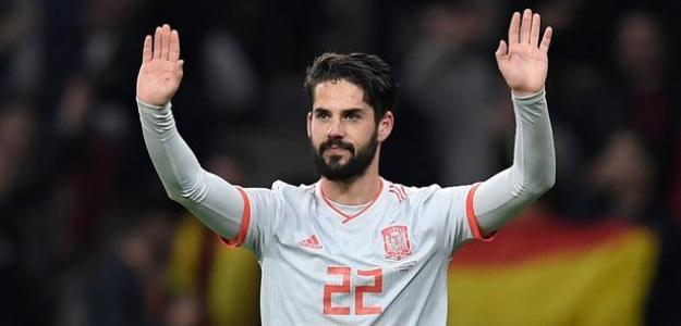 Isco pide al Madrid que le deje irse al Sevilla / ABC.es