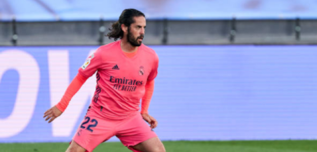 """""""Isco, el jugador más sobrevalorado del fútbol español. Foto: Getty Images"""""""