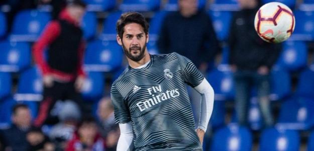 Isco no se gana los minutos con el Real Madrid